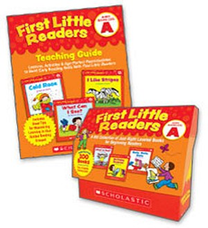 First Little Readers - Level A