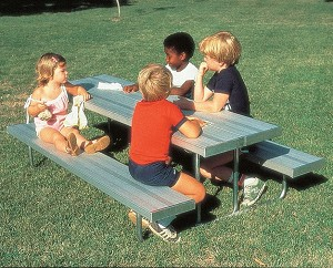 Early Years Picnic/Work Table