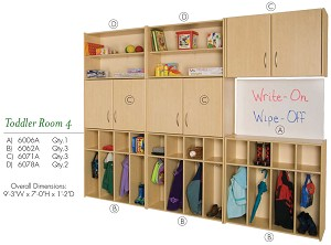 Toddler Room 4 VOS System