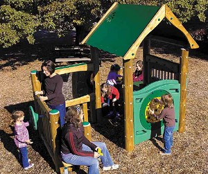 Activity Playhouse by uPlay