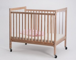 Infant Clear View Crib