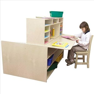 "Read-N-Write Station | 41""h x 48""w x 47""d"