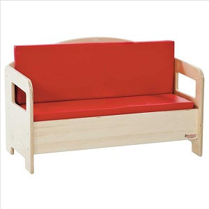 "Children's Sofa | 20""h x 30""w 15-3/4""d"