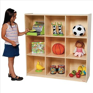 9 Big Cubby Deep Storage