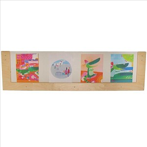 "See-All Wall Framer | 15""h x 54""w x 3/4""d"
