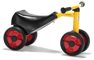 Safety Scooter, Yellow