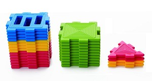 Weplay We-Block Minis - 28 Pieces