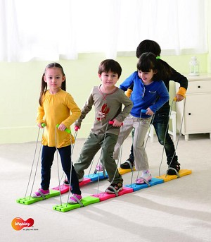 Weplay Team Walker - Set of 4 Pieces