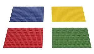 Standard Block Grid Base Plate Set