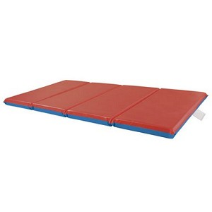 4-Section Folding Rest Mats - 5 Pack