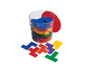 Didax Unifix Manipulative Set, Grade K - 2 - Set of 10