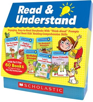 Scholastic Read and Understand Box Set