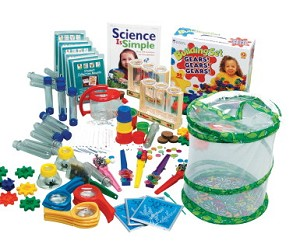Kindergarten Science Curriculum Package