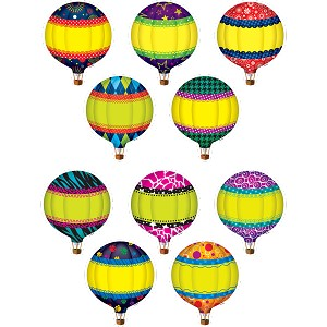 Hot Air Balloons - Accents