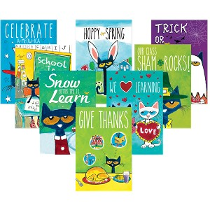 Pete the Cat Holiday and Season Poster Set