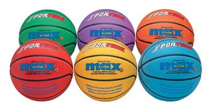 Max Women's Basketballs - Set of 6