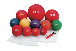 Playground Ball Set