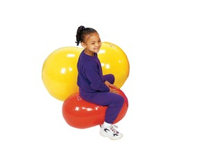Physio-Roll Ball, Red